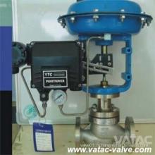 Верхний направляющий клапан односедельного шарового клапана от Вэньчжоу