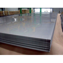 Vente chaude feuille d'acier inoxydable / plaque