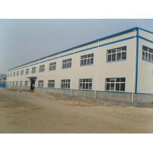Steel Structure Metal Workshop (KXD-SSW1295)