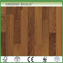 Натуральная гладкая Ятоба твердой древесины крытый настил Цена