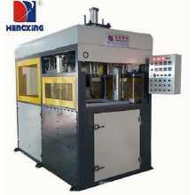 Automatic thick acrylic vacuum forming machine