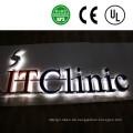 Kundengebundene Logo-Zeichen LED-Acrylkanal-Buchstabe-Zeichen