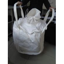 White Color Circular Jumbo Bags