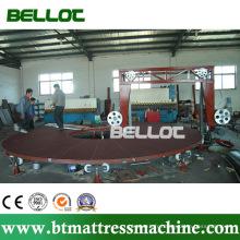 Machine de découpe de carrousel mousse Btyp-10500