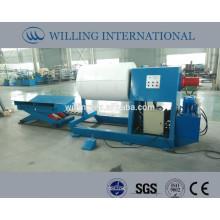 Bobine d'acier dérouleur hydraulique automatique, bobine d'acier décolete hydraulique automatique