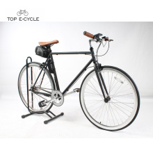 La fábrica 700C suministra directamente ebike fijo de fixie de la bici del engranaje eléctrico para la venta