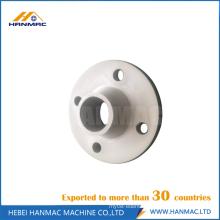 2 inch aluminum 6061 weld neck pipe flange