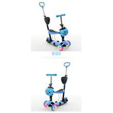 Großhandelsneues Modell 3 in 1 scherzt Roller, ce genehmigten 3 Rad-Kinderroller