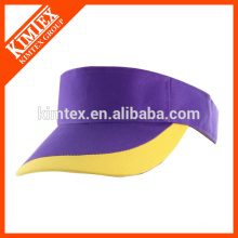 Custom Fashion Designer Sun Visor Hat
