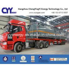 Heißer verkaufender LNG kryogener flüssiger Sauerstoff-Stickstoff-Argon-Cabochon-Dioxid-Behälterbehälter