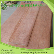 Red Color A Grade Bintangor Veneer From Linyi