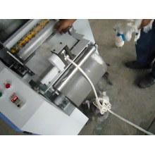 Small Cotton Swab Algodão Sliver Carding e Fazendo Máquina
