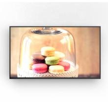 Custom 43inch HD High brightness advertising screen multi-screen splicing wall mount digital signage
