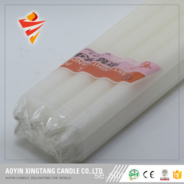 28g Vit Cheap Straight Candle With Cellophane