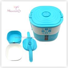 Контейнер для хранения продуктов питания Бенто Пластиковые коробки обед с замком (1690ml)