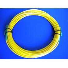 Cordon de fibre optique Patch-E2000 / APC-E2000 / APC