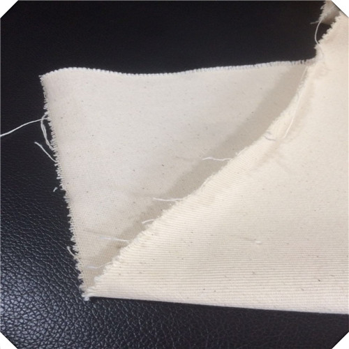 Thick Plain Canvas Fabric To Make Bags