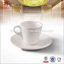 Porcelain coffee cup manufacturers, coffee cup with and saucer sets