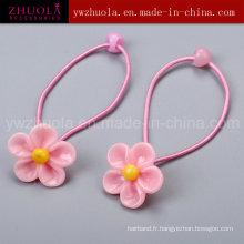 Bijoux fantaisie avec fleur