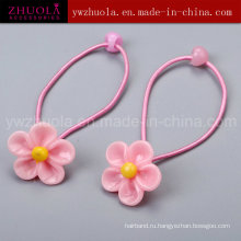 Модные ювелирные изделия волос с цветком