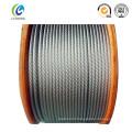 6*19 steel towing steel wire rope
