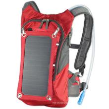 ECEEN hot selling impermeável ployester saco de equitação para o esporte ao ar livre foto mochila de carregador solar esporte