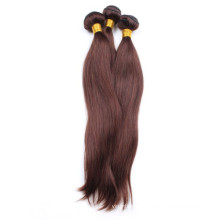 Precio de fábrica extensión remy barata virginal malaya del cabello humano del 100%