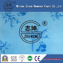 Печатная 100% полипропиленовая нетканая ткань Spunbond