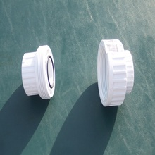 Top Quality PVC Pipe Union, Union Coupling, Male Threaded Union