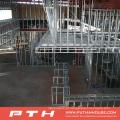 CE BV Aprovado Estrutura de Aço de Venda Quente para Oficina