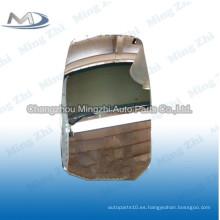 Espejo de vidrio precio m2 espejo de vidrio auto Bus accesorios HC-M-3046