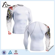 China Sport Sport Top Homens Fitness Wear