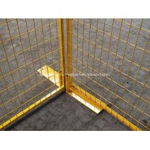 Канада временный забор/ строительный забор