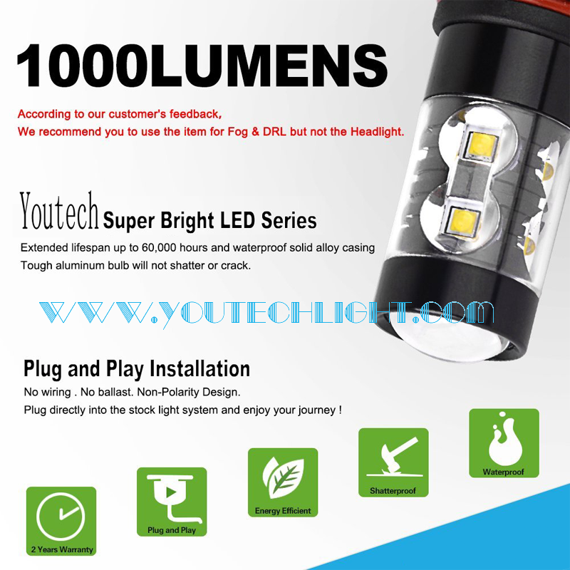 led fog light