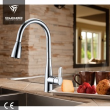 Chromowany sanitariaty Pull Down Kitchen Sink Faucets