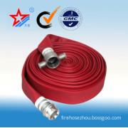 White PVC Lining Fire Hose