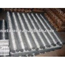 Treillis métallique galvanisé
