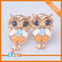 Fashion Owl Animal Ears Hoodie Earring ,  Latest Design Wedding Earrings 2014