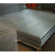 Black Welded Mesh Fence/Wire Mesh Panel