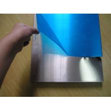 Revestimento em PVC de folha de alumínio