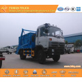DONGFENG 4x2 10m3 trash collecting truck
