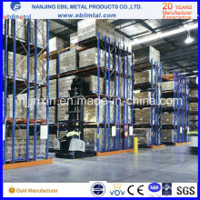 Fabriqué en Chine Double Deep Reach Pallet Rack