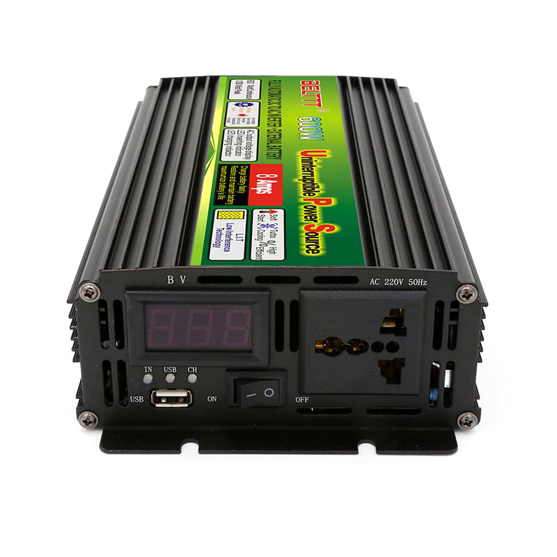 inverter with charger