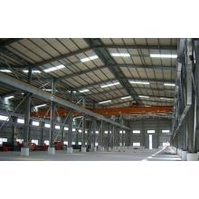 Taller de estructuras de acero prefabricadas de alto rendimiento