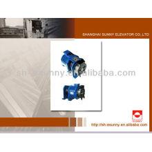 Elevador tracción Gearless síncronos máquina ascensor piezas SN-M200A