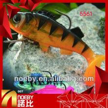Мягкая пластмассовая рыболовная приманка 6 см / 7 г приманка noeby