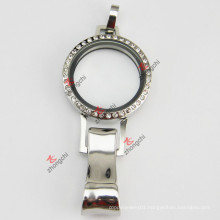 Stainless Steel Lanyard Locket Pendant for Wholesale