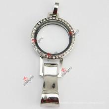 Нержавеющая сталь строп медальон Кулон Оптовая