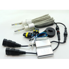 45W 4800lm 6000k Super Slim All-in-One CREE LED Auto H1 Scheinwerfer Umbausatz