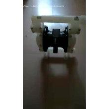 Пневматический мембранный насос для перекачки топлива QBY
